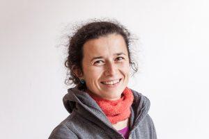 Joanna Mikulska absolwentka Animacji Kultury Instytutu Kultury Polskiej Uniwersytetu Warszawskiego