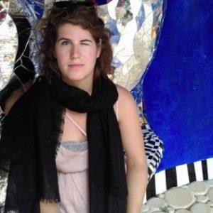 Maja Dobiasz-Krysiak absolwentka Animacji Kultury Instytutu Kultury Polskiej Uniwersytetu Warszawskiego