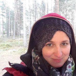 Agnieszka Leśny absolwentka Animacji Kultury Instytutu Kultury Polskiej Uniwersytetu Warszawskiego