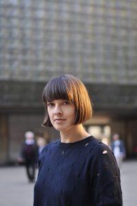 Alicja Rogalska absolwentka Animacji Kultury Instytutu Kultury Polskiej Uniwersytetu Warszawskiego