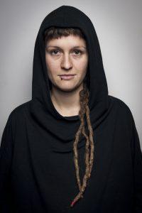 Julia Biczysko absolwentka Animacji Kultury Instytutu Kultury Polskiej Uniwersytetu Warszawskiego