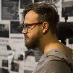 Piotr Morawski absolwent Animacji Kultury Instytutu Kultury Polskiej Uniwersytetu Warszawskiego