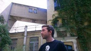 Szymon Waćkowski absolwent Animacji Kultury Instytutu Kultury Polskiej Uniwersytetu Warszawskiego