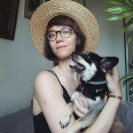 Miriam Kołak-Pleśniak abolwentka Animacji Kultury Instytutu Kultury Polskiej Uniwersytetu Warszawskiego