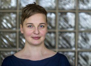 Anna Malinowska absolwentka Animacji Kultury Instytutu Kultury Polskiej Uniwersytetu Warszawskiego