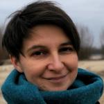 Katarzyna Dołęgowska-Urlich absolwentka Animacji Kultury Instytutu Kultury Polskiej Uniwersytetu Warszawskiego