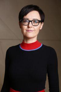 Marta Wróbel absolwentka Animacji Kultury Instytutu Kultury Polskiej Uniwersytetu Warszawskiego