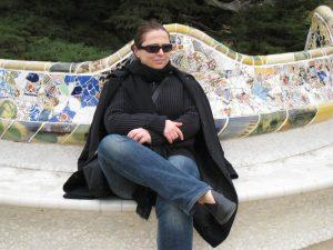 Renata Bancarzewska absolwentka Animacji Kultury Instytutu Kultury Polskiej Uniwersytetu Warszawskiego